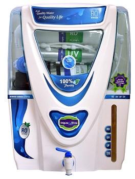 AQUAULTRA RO UV UF TDS Water Purifier