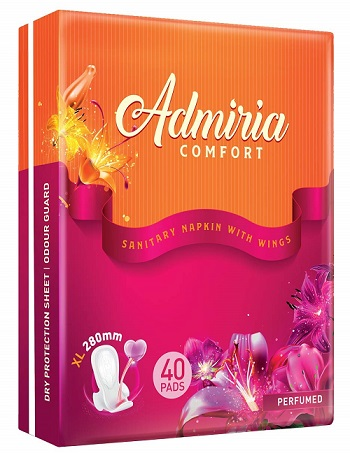 Admiria Perfumed Sanitary Pad