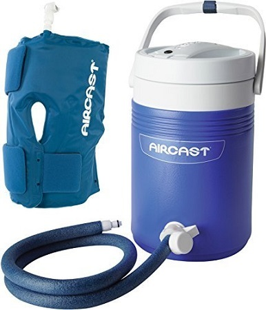 Aircast Cryo Cuff Cold Therapy Knee Solution Review