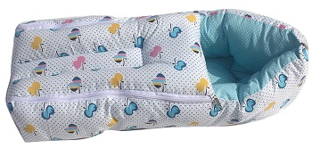 Amardeep and Co Baby Sleeping Bag Cum Baby Carry Bag