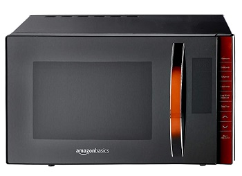 AmazonBasics 23 L Convection Microwave
