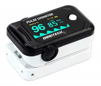 AmbiTech High Accuracy Fingertip Pulse Oximeter