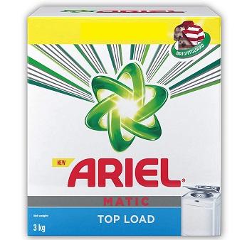 Ariel Matic Top Load Detergent Washing Powder