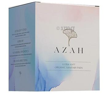 Azah- Ultra-soft Organic Sanitary Pads