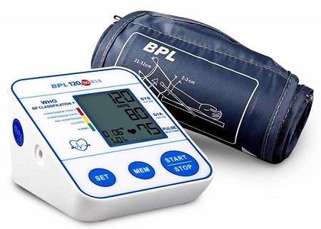 BPL BP Monitor Machine
