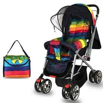 BabyGo Delight Reversible Baby Stroller