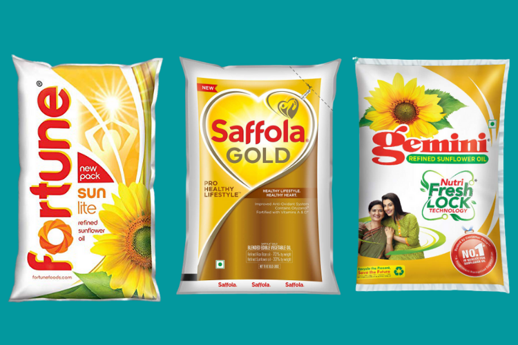 Best Sunflower Oil Brands in India