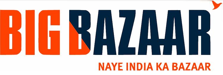 Big Bazaar Hypermarket Store Logo