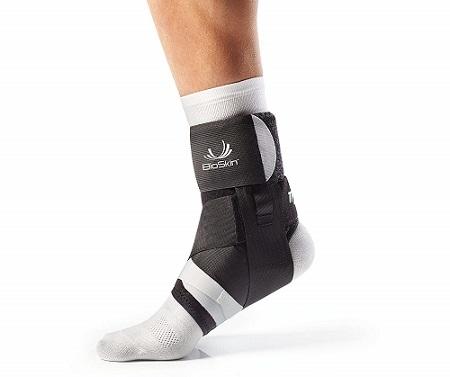 BioSkin Trilok Ankle Brace for Peroneal Tendonitis
