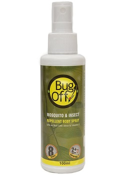 Bug off Mosquito And Insect Repellent Body Spray