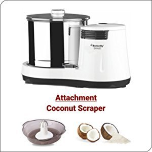 Butterfly Wet Grinder with Coconut Scrapper