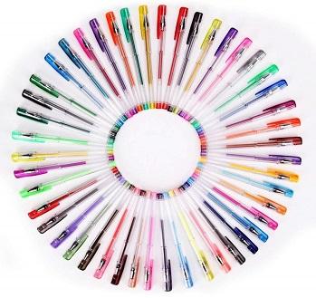 CHUKCHI 100 Coloring Gel Pens
