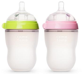 Comotomo Natural Feel Baby Bottles