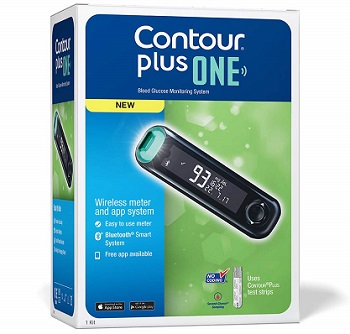 Contour Plus One Blood Glucose Monitoring System