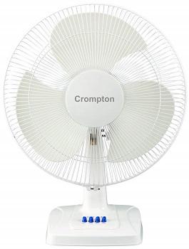 Crompton Table Fan High Speed Whirlwind Gale
