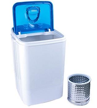 DMR 46-1218 Single Tub Washing Machine with Steel Dryer Basket