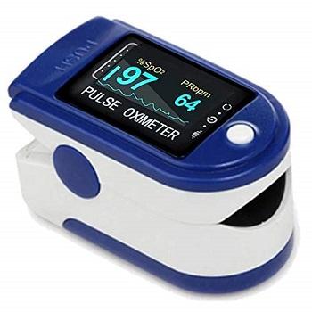 DR VAKU® DR01 Swadesi Finger Tip Pulse Oximeter