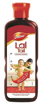 Dabur Lal Tail for baby massage