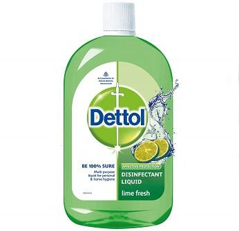 Dettol Liquid Disinfectant Cleaner for Home