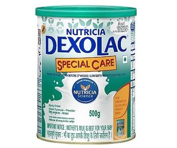 Dexolac Special Care Infant Milk Formula