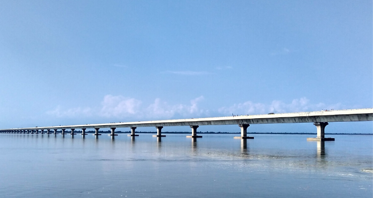 Dhaula Sadiya Bridge