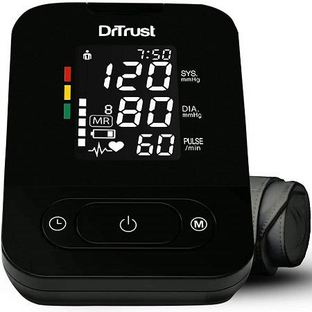 Dr Trust Smart Dual Talking Automatic Digital Blood Pressure Monitor