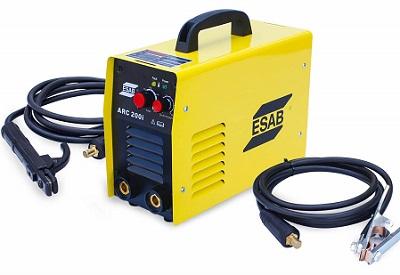 ESAB Arc 200i single phase portable welding machine
