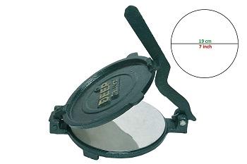 Esspy DEEP Deluxe Heavy Quality Iron Bid Puri and Chapati Press