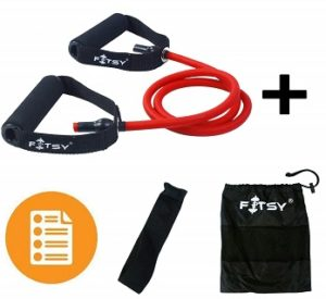 FITSY exercise bands for stretching