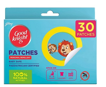 Goodknight Natural Mosquito Repellent Patches