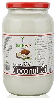 Hathmic Raw Extra Virgin Coconut Oil