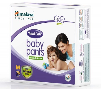 Himalaya Total Care Baby Pants Diapers