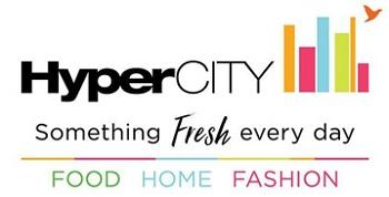HyperCITY hypermarket logo
