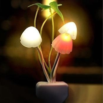 Inditradition Nursery Plant Night Plug Light