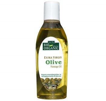 Indus Valley Bio Organic Extra Virgin Olive Massage