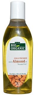 Indus Valley Cold Pressed Sweet Almond Oil for Baby