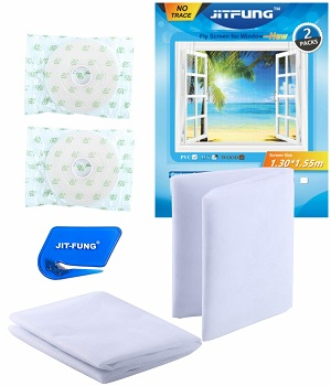 JIT-FUNG Mosquito Net for Windows