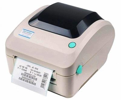 JT Xprinter XP470B 4 Inch direct thermal Barcode Label Printer