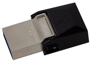 Kingston DT MicroDuo 16GB USB 3.0 OTG Pen Drive