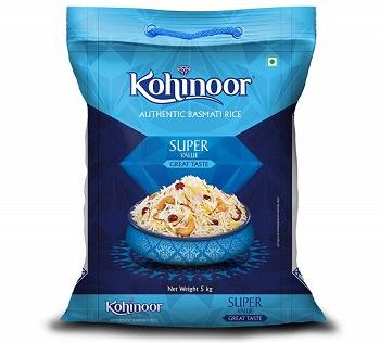 Kohinoor Super Value Authentic Basmati Rice