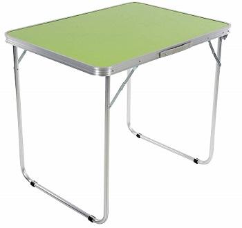 Kurtzy Aluminium Folding Table