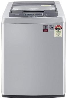 LG 6.5 Kg 5 Star Smart Inverter Fully-Automatic Top Loading Washing Machine