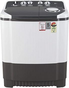 LG 7 Kg 4 Star Semi-Automatic Top Loading Washing Machine