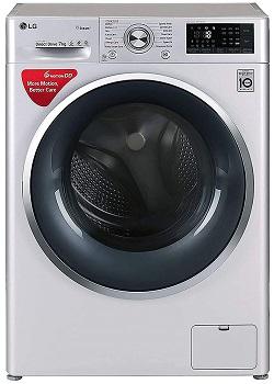LG 7 kg Inverter Fully-Automatic Front Loading Washing Machine