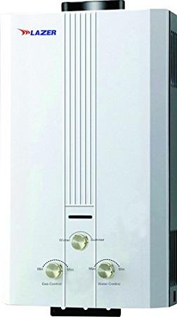 Lazer Oxy LPG Gas Water Heater