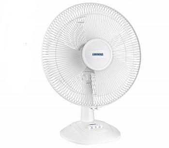 Luminous SpeedPRO 400MM Table Fan
