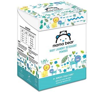 Mama Bear Baby Laundry Detergent Powder