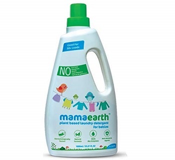 Mamaearths Plant Based Baby Laundry Liquid Detergent