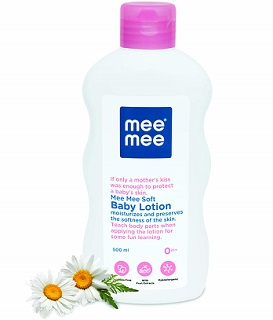 Mee Mee Baby Lotion