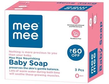 Mee Mee Nourishing Baby Soap